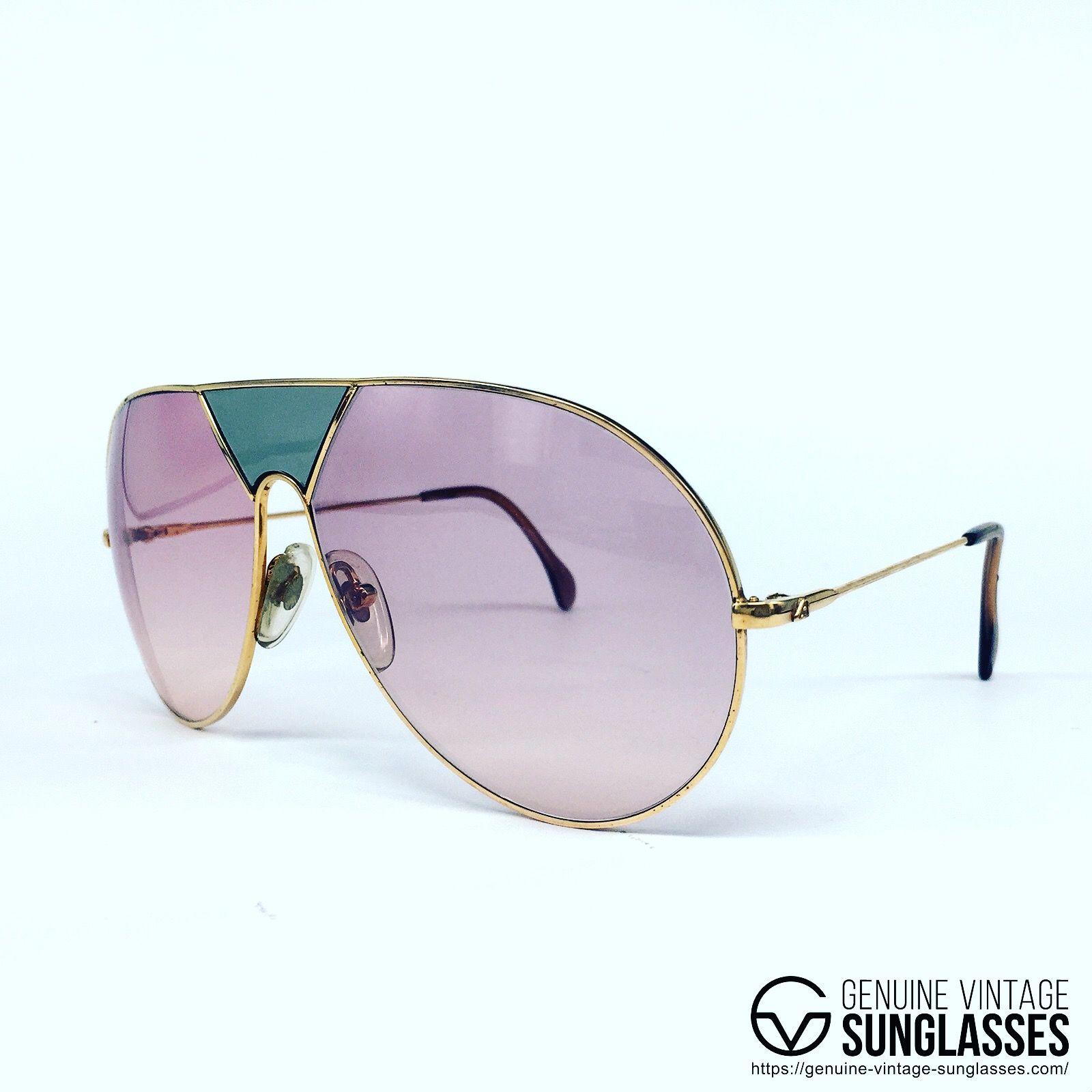 2b5c5ecbedaf3 Alpina TR3 Gold  genuine vintage sunglasses  alpina  alpinasports   vintagefashion  sunglasses