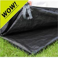Buy essential tent accessories and equipment from GO Outdoors. All the added extras you need for c&ing including groundsheets and tent carpets. & Kalahari 8 Tent Footprint | Groundcovers | Pinterest | Tent ...