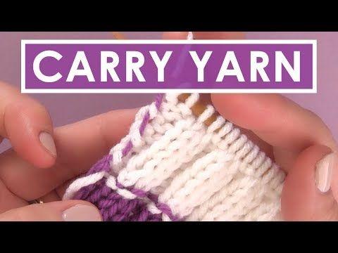 Studio Knit Youtube Knitting Instructions Pinterest Yarns