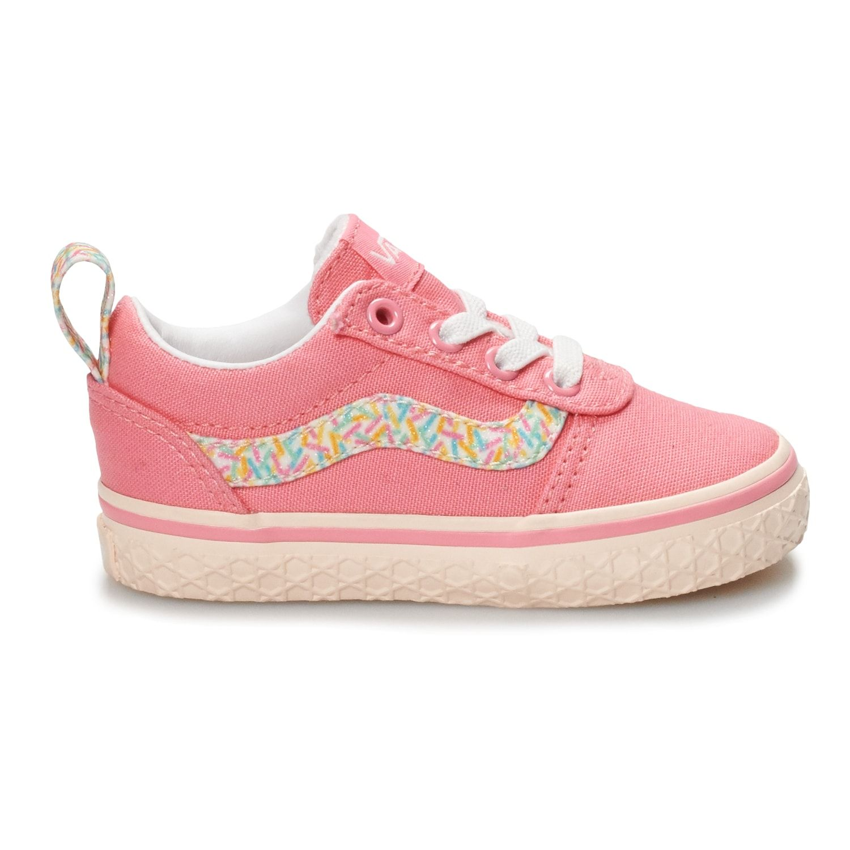 20beb91669 Vans Ward Toddler Girls  Skate Shoes  Toddler