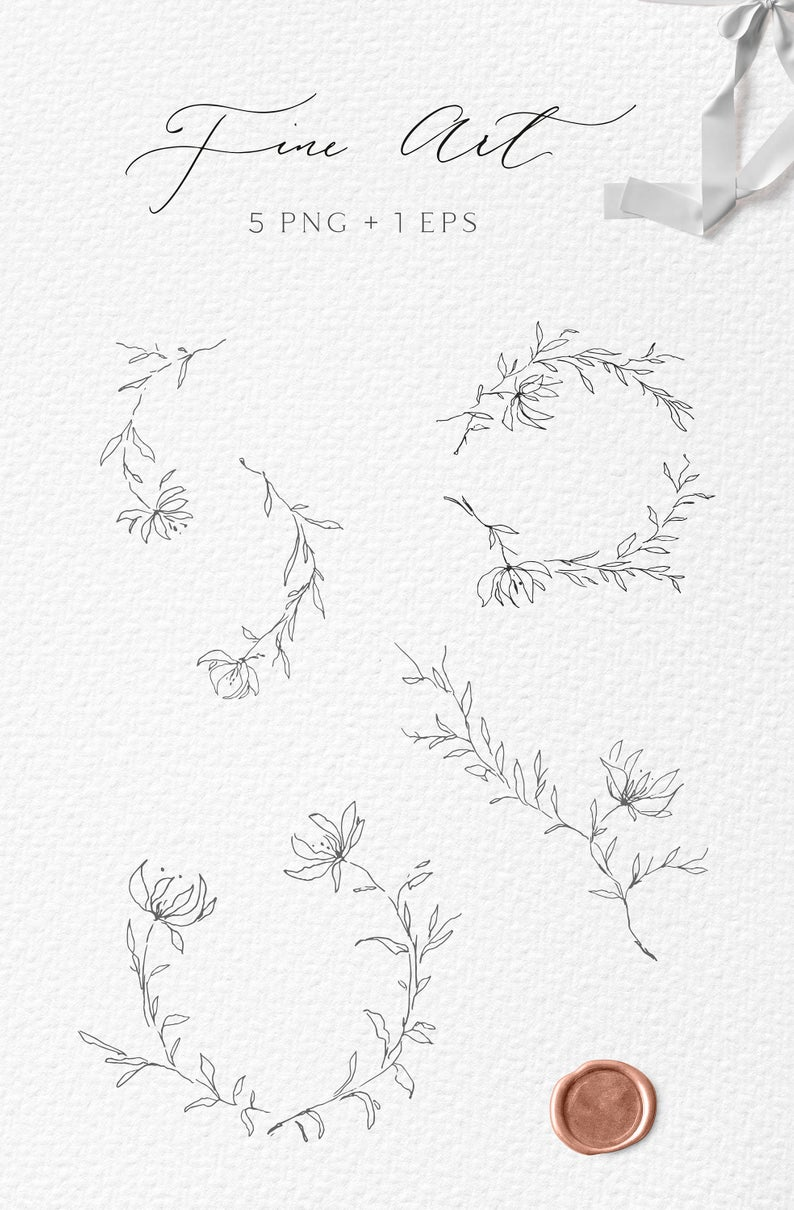 Transparent Decoration With Flowers And Butterflies - Butterfly Border Line  Clipart, HD Png Download , Transparent Png Image - PNGitem