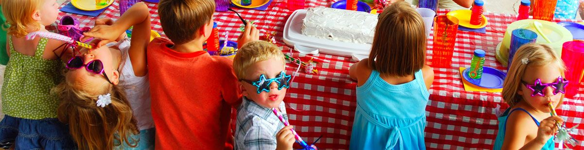 Family celebrations birthday party ideas fun foods