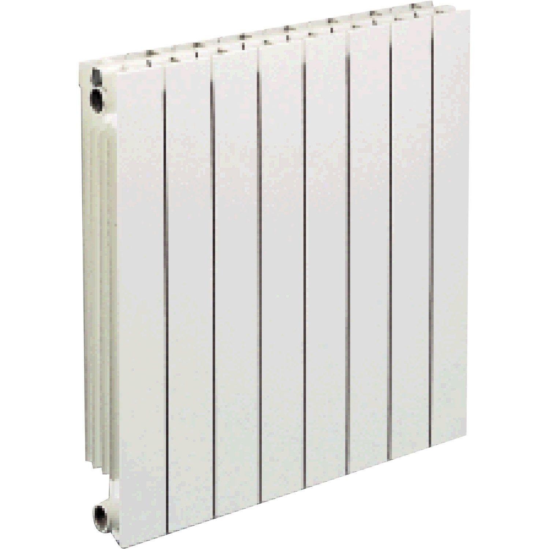 Radiateur Chauffage Central Vip 8 Elements Blanc L 64 Cm 1448 W Radiateur Chauffage Central Chauffage Central Et Radiateur