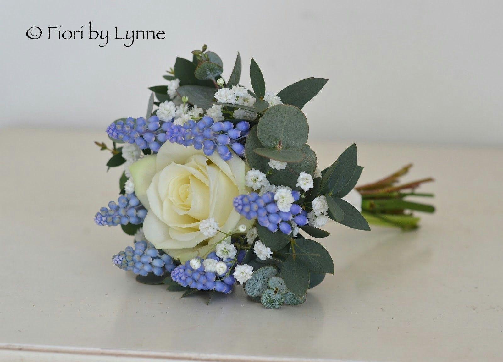 Eucalyptus And Gypsophila Bouquet