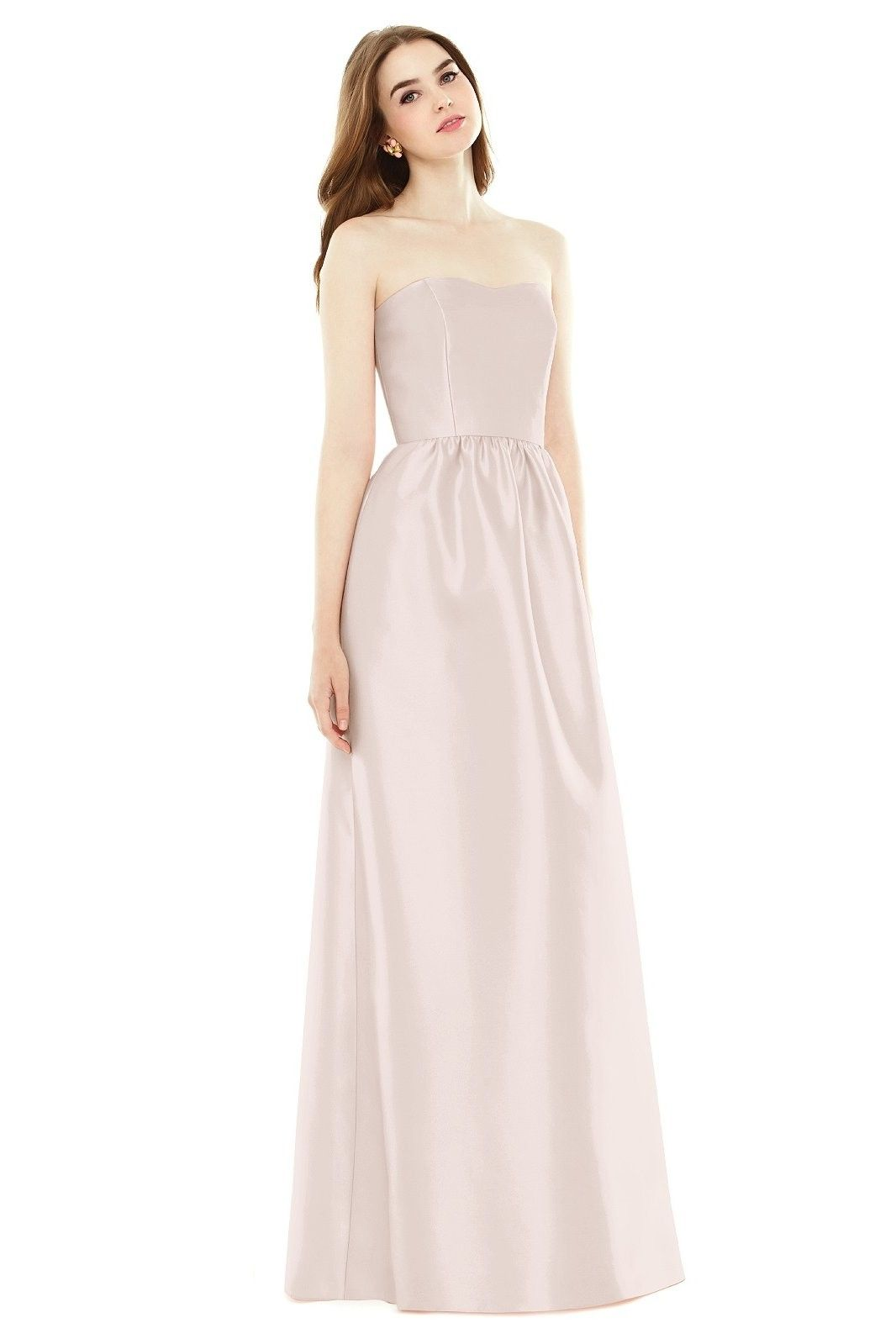 Alfred Sung Bridesmaids Dress Style D724 | Perfect Bridal | Alfred ...