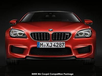 More Potent Competition Package For Bmw M6 Coupe Bmw M6 Gran
