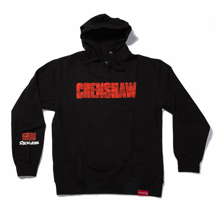 14c7c71f0 The Marathon Clothing / Young & The Reckless Collaboration Hoodie ...