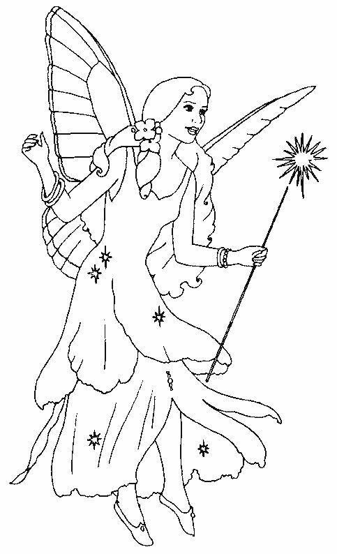 Fantasy Fairies Print Picture 22