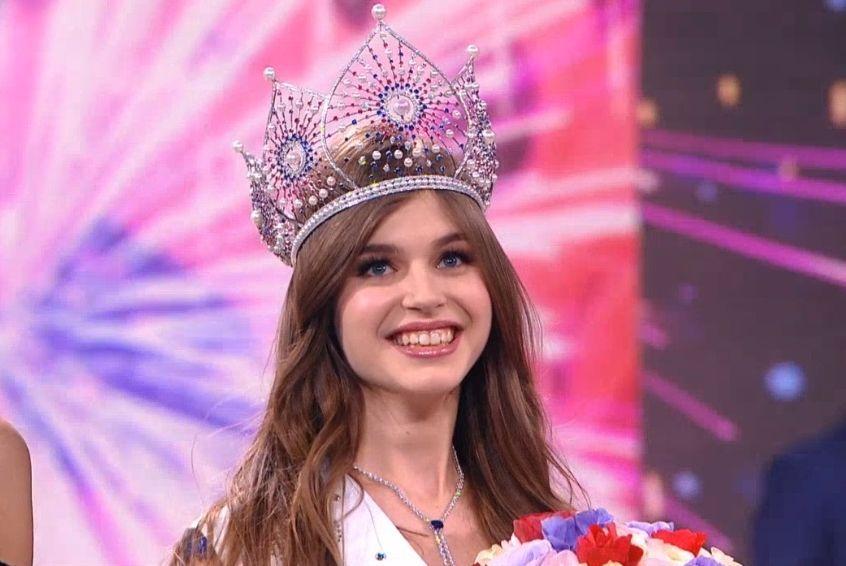 الينا سانكو ملكة جمال روسيا 2019 تحصد اللقب بصعوبة الصفحة العربية Fashion Crown Crown Jewelry