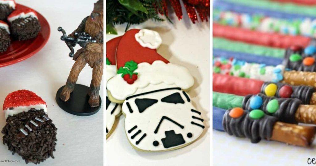 Diy Star Wars Christmas Crafts Food And Decorations Star Wars Diy Star Wars Christmas Crafts Star Wars Christmas