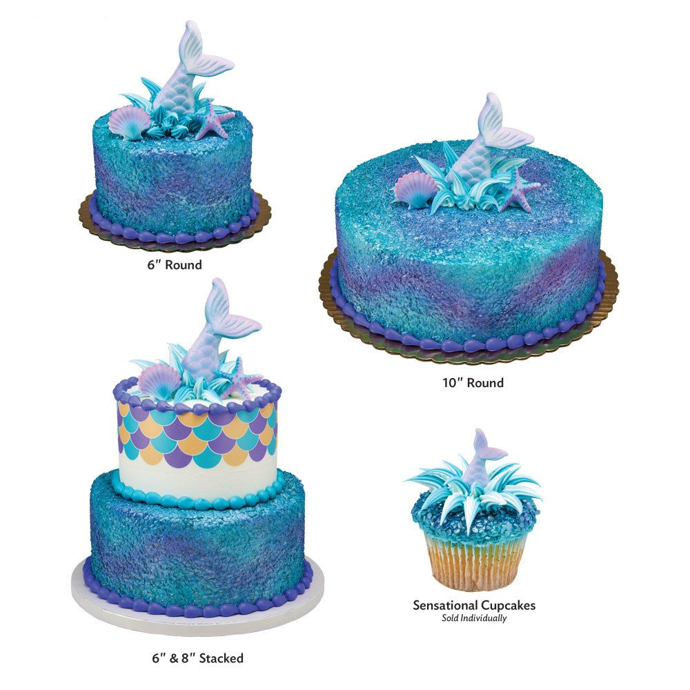 Superb H E B Exclusive Mermaid Cake Designs With Images Mermaid Cakes Funny Birthday Cards Online Barepcheapnameinfo