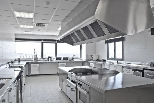 Imagen Sobre Cocina Industrial De Willian Tinoco En Bares