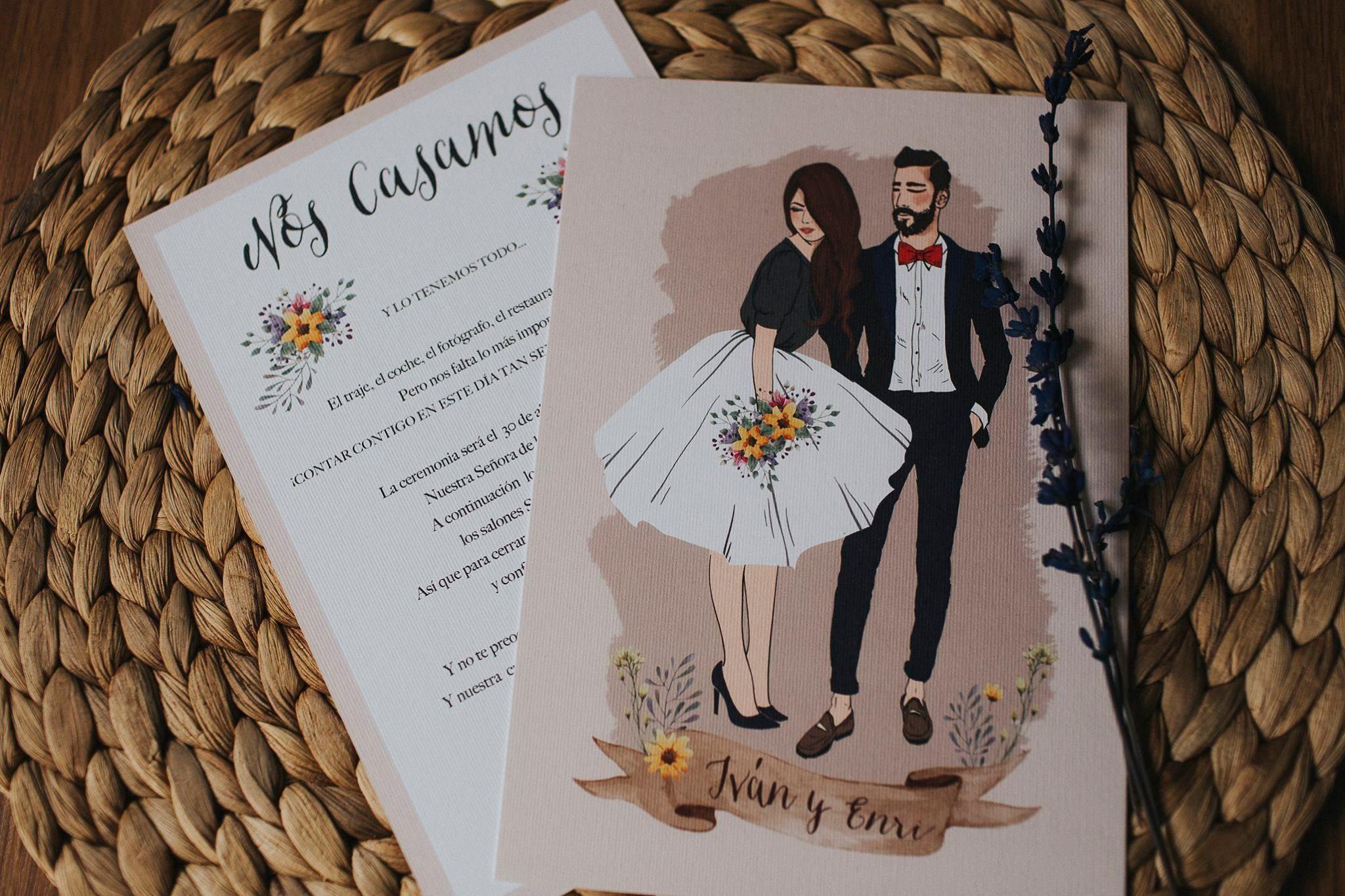 приглашения на свадьбу с иллюстрациями здание это действительно