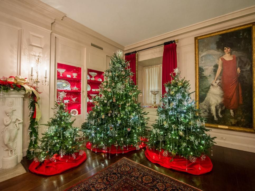 hgtv host egypt sherrod takes you on an extensive tour of the white house as decorated for the 2016 christmas season this years theme at the white house - White House Christmas Decorations 2016