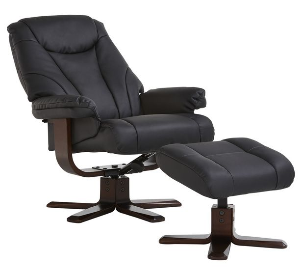 Connor Recliner U0026 Footstool $399 Fantastic Furniture