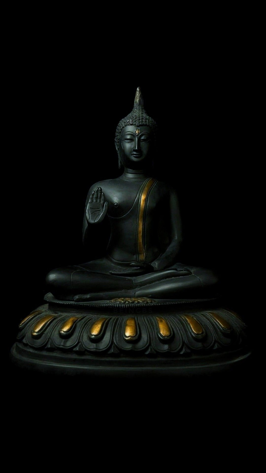 The Great Buddha Buddha Art Painting Buddha Art Buddha Artwork