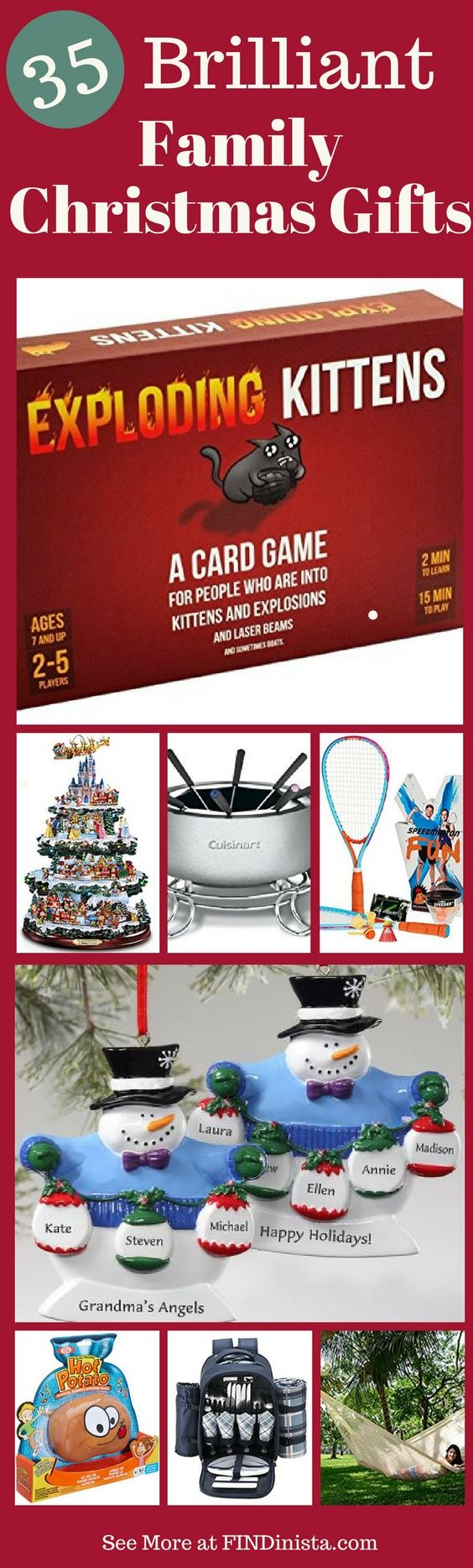 best family gift ideas for christmas fun gifts the whole family will love