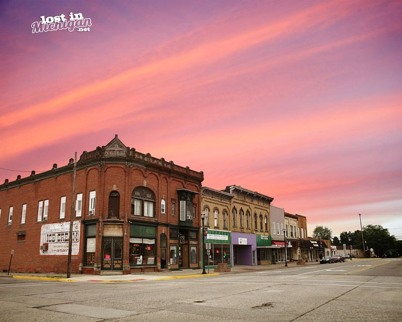 Carson City Michigan and How It got Its Name Michigan