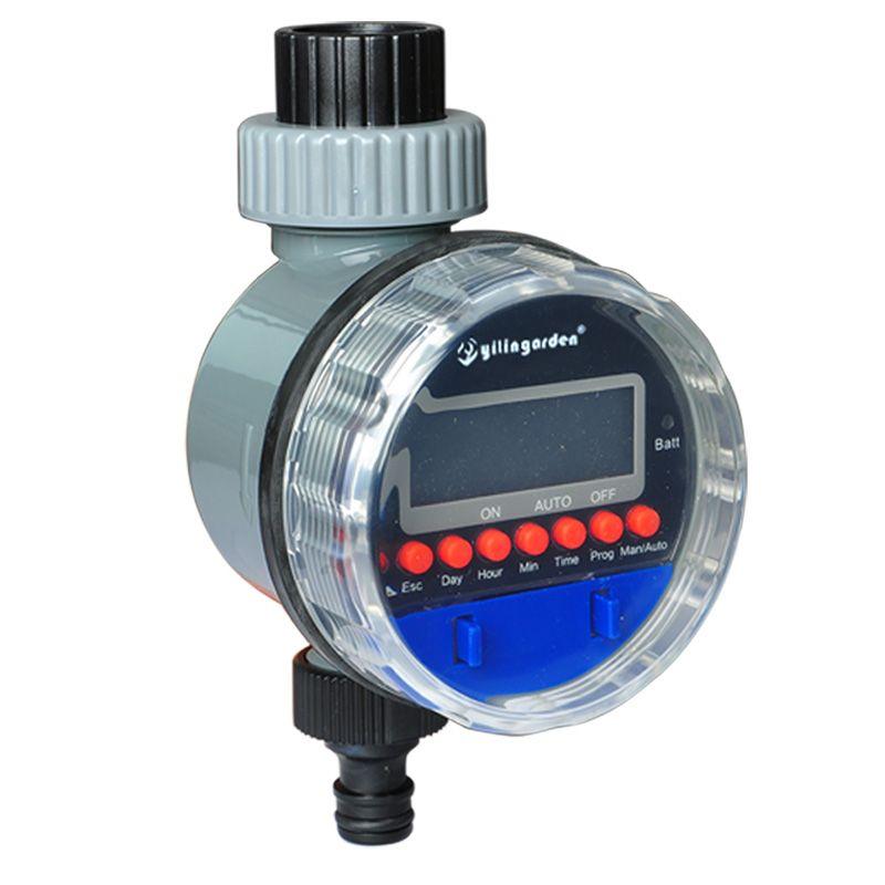 Water Timer Irrigation Controller, Garden Hose Timers