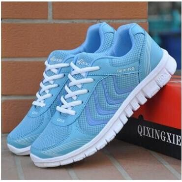 Woman casual shoes breathable shoes zapatillas mujer 2016 hot fashion