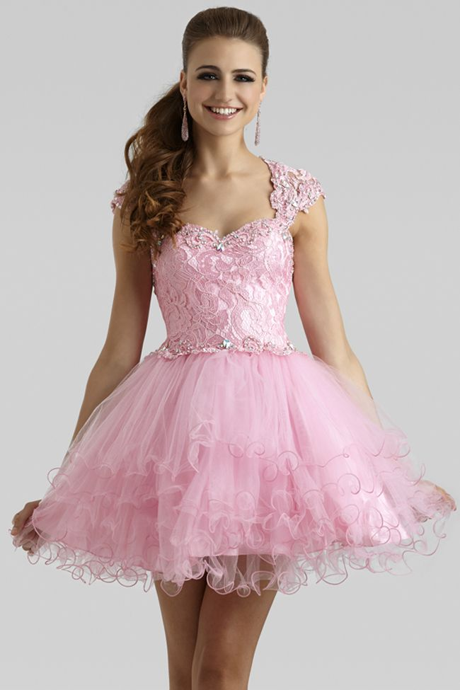 Short Tulle Clarisse Dress 2332 | Doll dresses, Cute princess and ...