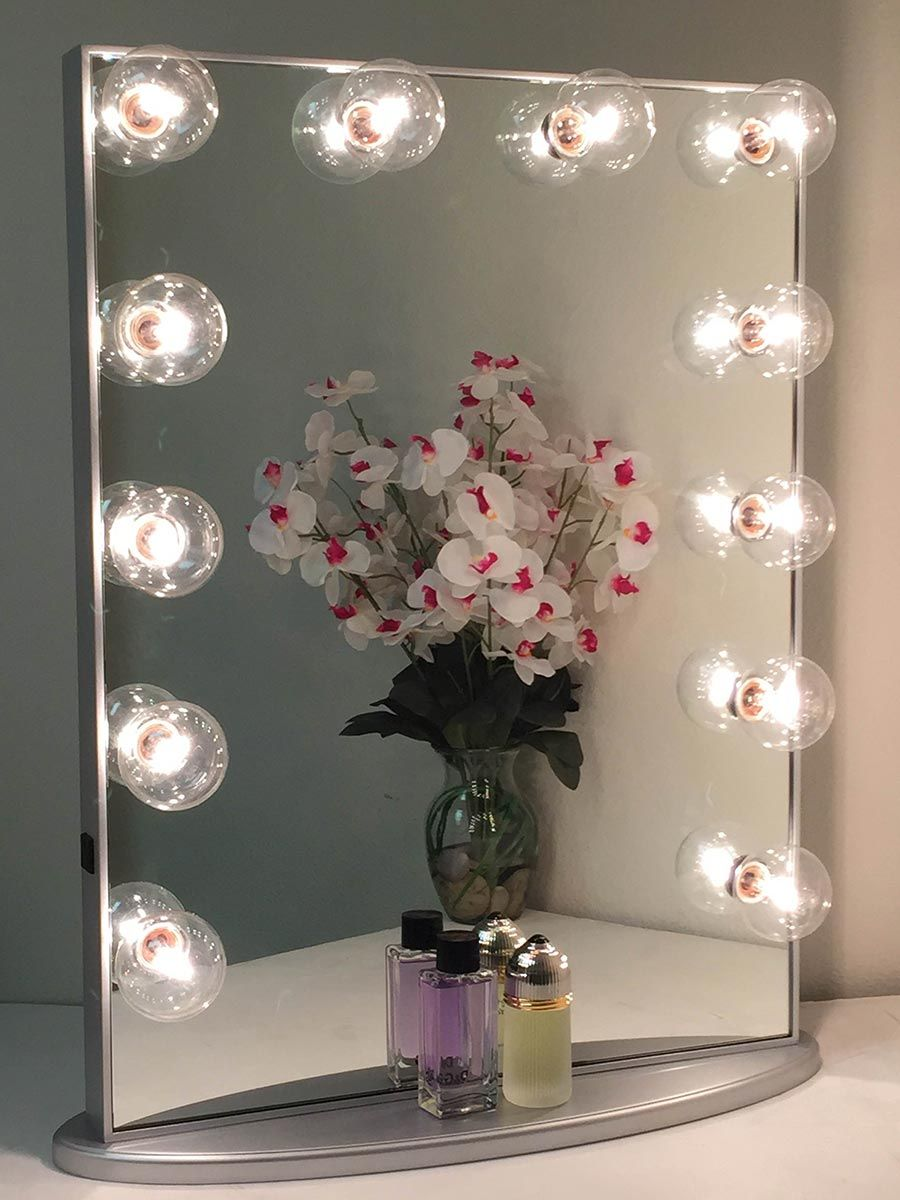 best 20 lighted vanity mirror ideas on pinterest lighted mirror mirror va. Black Bedroom Furniture Sets. Home Design Ideas