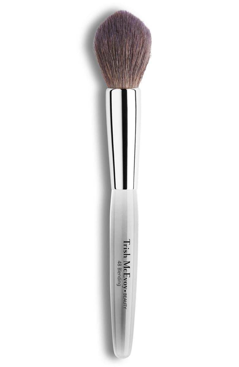 Trish McEvoy 48 Blending Brush Makeup remover balm