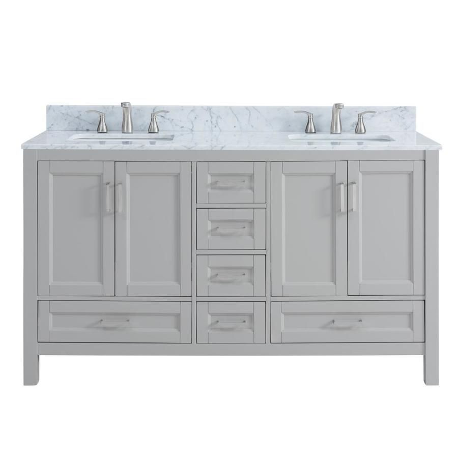 23++ Lowes double sink vanity top inspiration