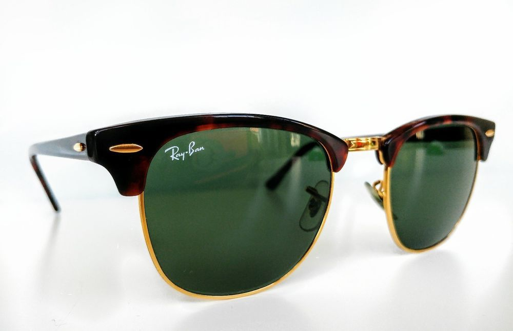 bc506895d7296d ... best price ray ban clubmaster classic tortoise large 51 21 sunglasses  1da9f 28198