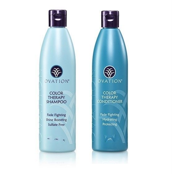 Http Picxania Wp Content Uploads 2017 09 Ovation Hair Color Therapy Shampoo Conditioner Set 6oz Cell Jpg