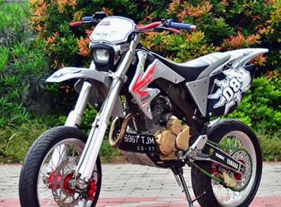 Modifikasi Yamaha Scorpio Trail Yamaha Scorpio Motorcycle