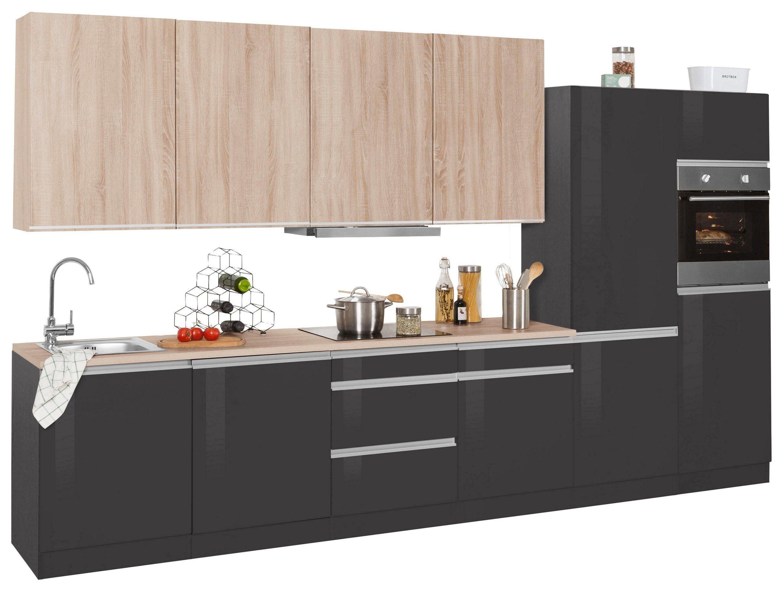 Kitchen Cabinet I Shape Dk 19369 Schrank Kuche Kuchenzeilen Held Mobel