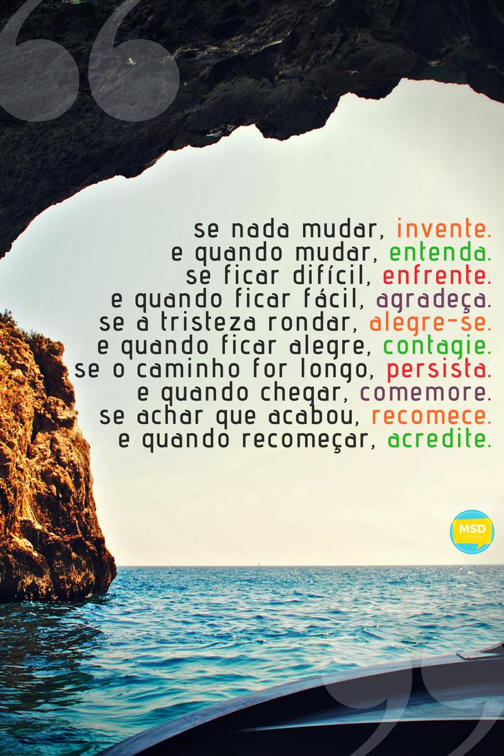 Frases Frases Motivacionais Frases Para Refletir Frases