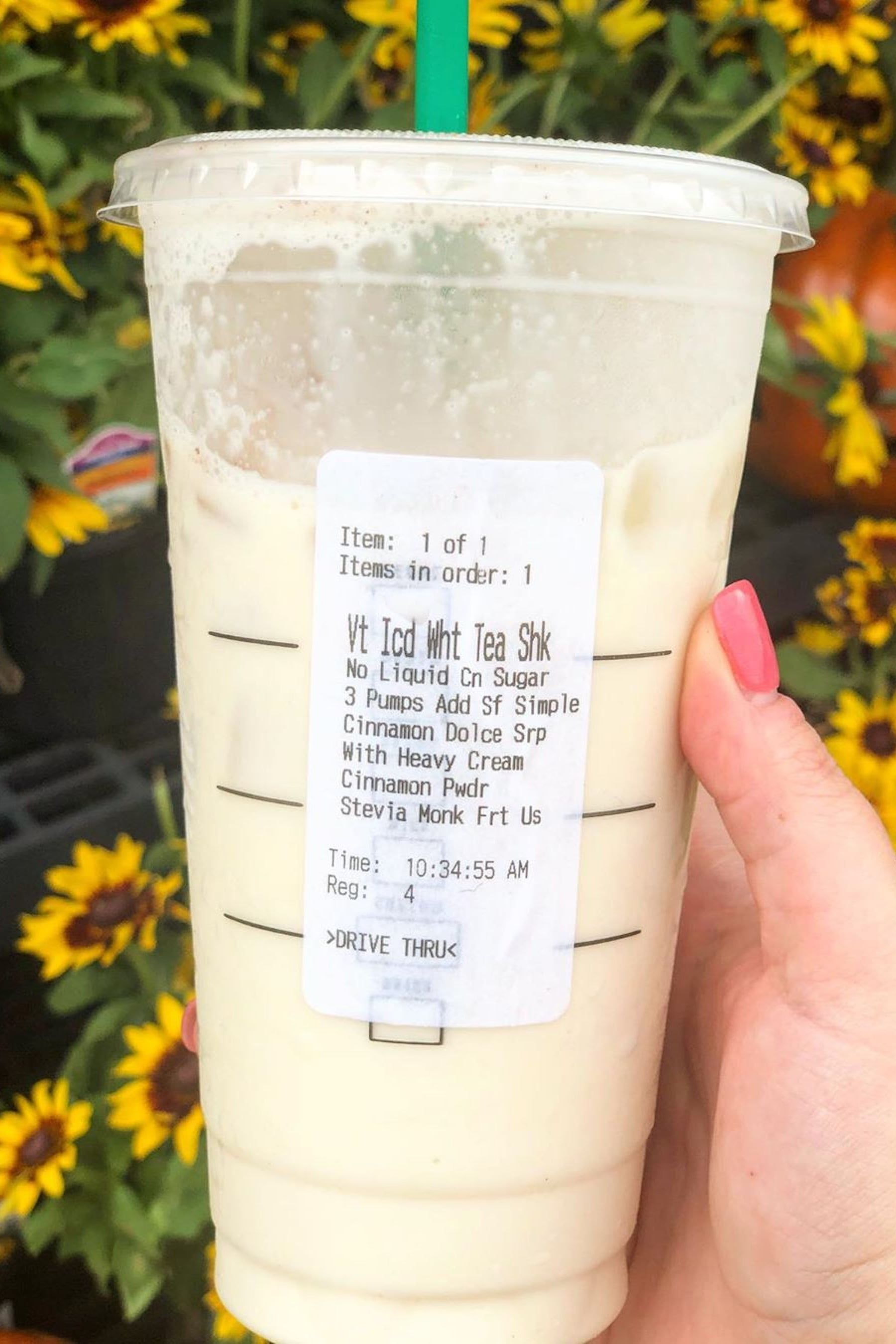 If You're on the Keto Diet, You've Got to Try the Latest Keto Drink at Starbucks