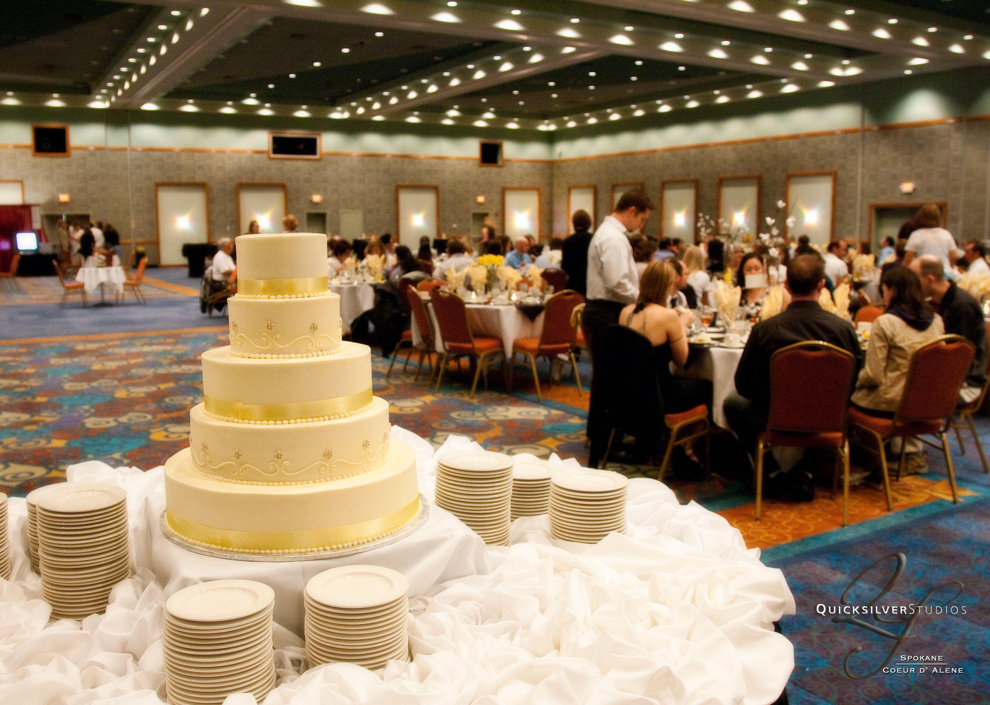 Northern Quest Resort & Caisno #Spokane #wedding | Celebrations ...