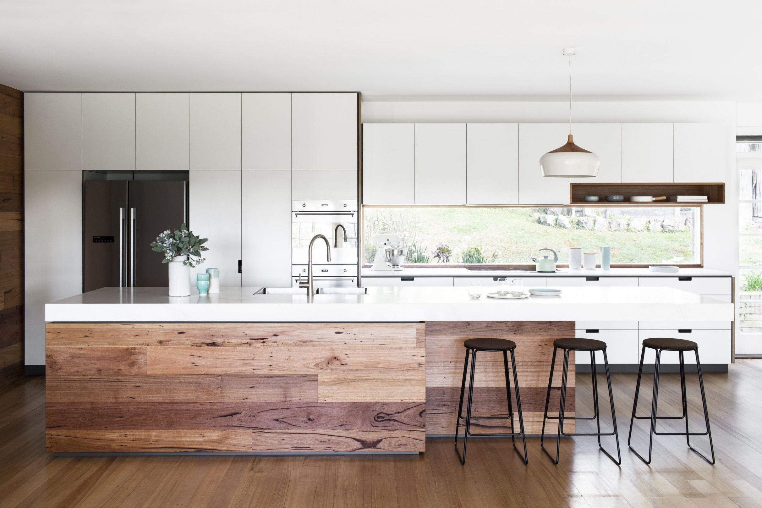 Modern Age Kitchen And Joinery in 6  Farmhouse style kitchen