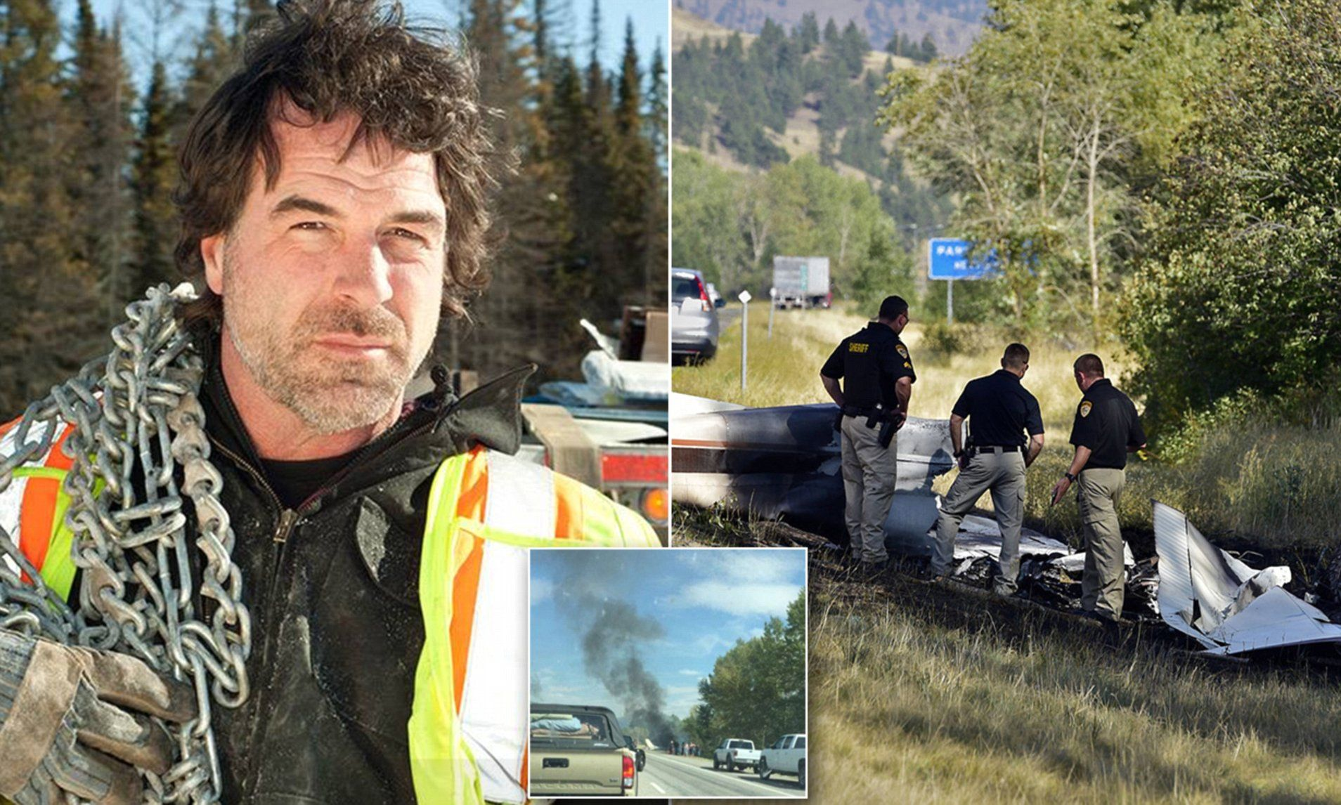 Ice road truckers star darrell ward52 is killed in a