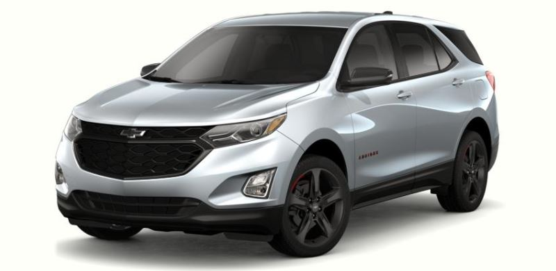 A Redline Edition Of The 2019 Chevrolet Equinox Is Available