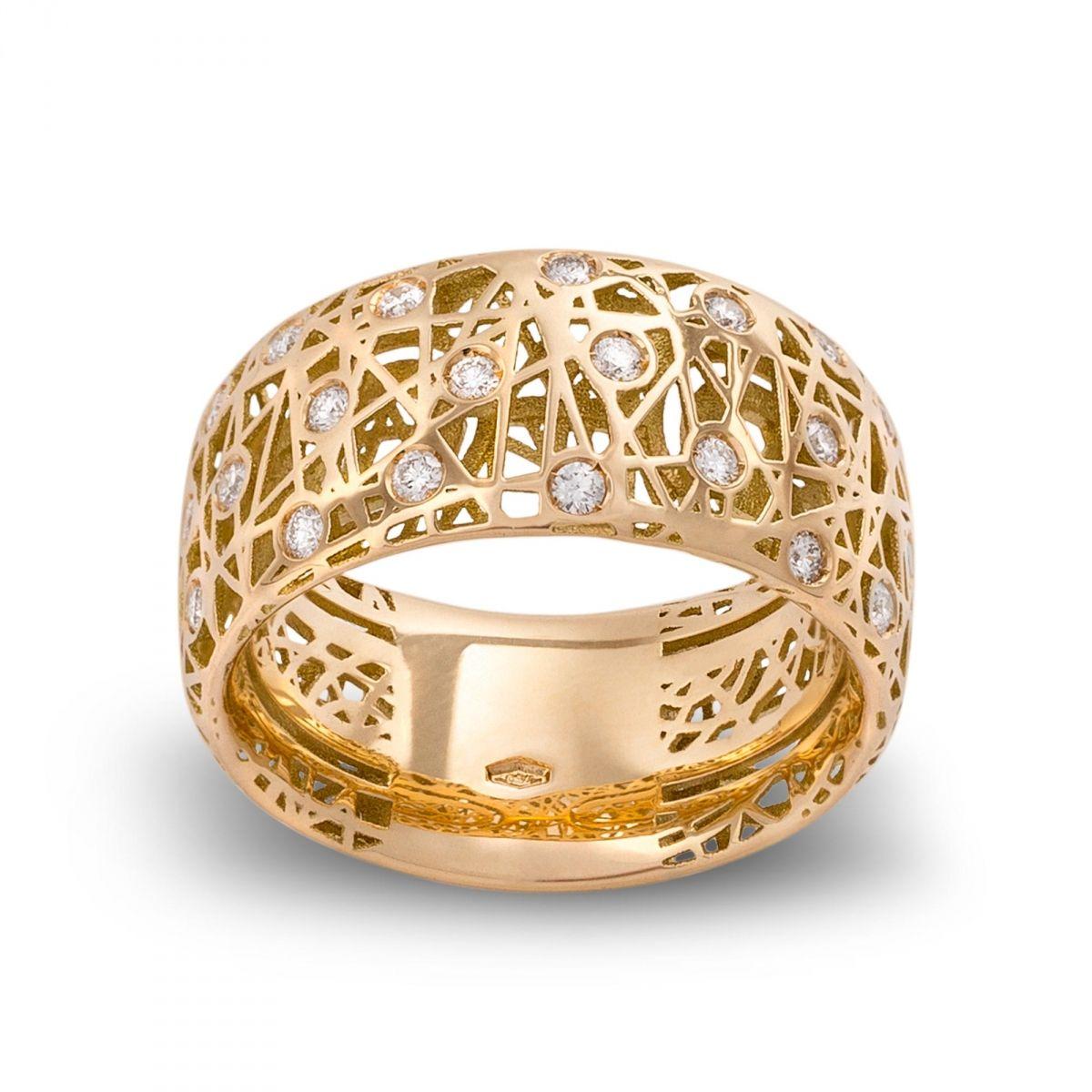 a4016ede401c2a anelli oro giallo particolari - Cerca con Google   ⭐ 戒指 Ring ...