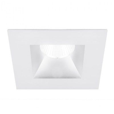 Wac Lighting Oculux Led Open 3 5 Square Recessed Trim Light Beam Lighting Recessed Ceiling Lights
