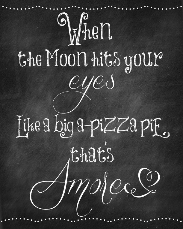 That S Amore Chalkboard Printables Chalkboard Words