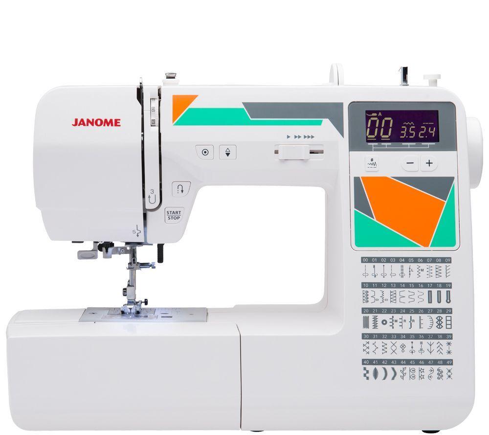 Janome MOD-50 Computerized Sewing Machine