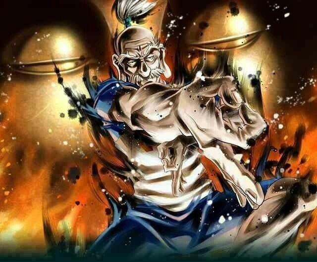 Chairman Netero Hunter X Hunter Hunter Anime Hunter
