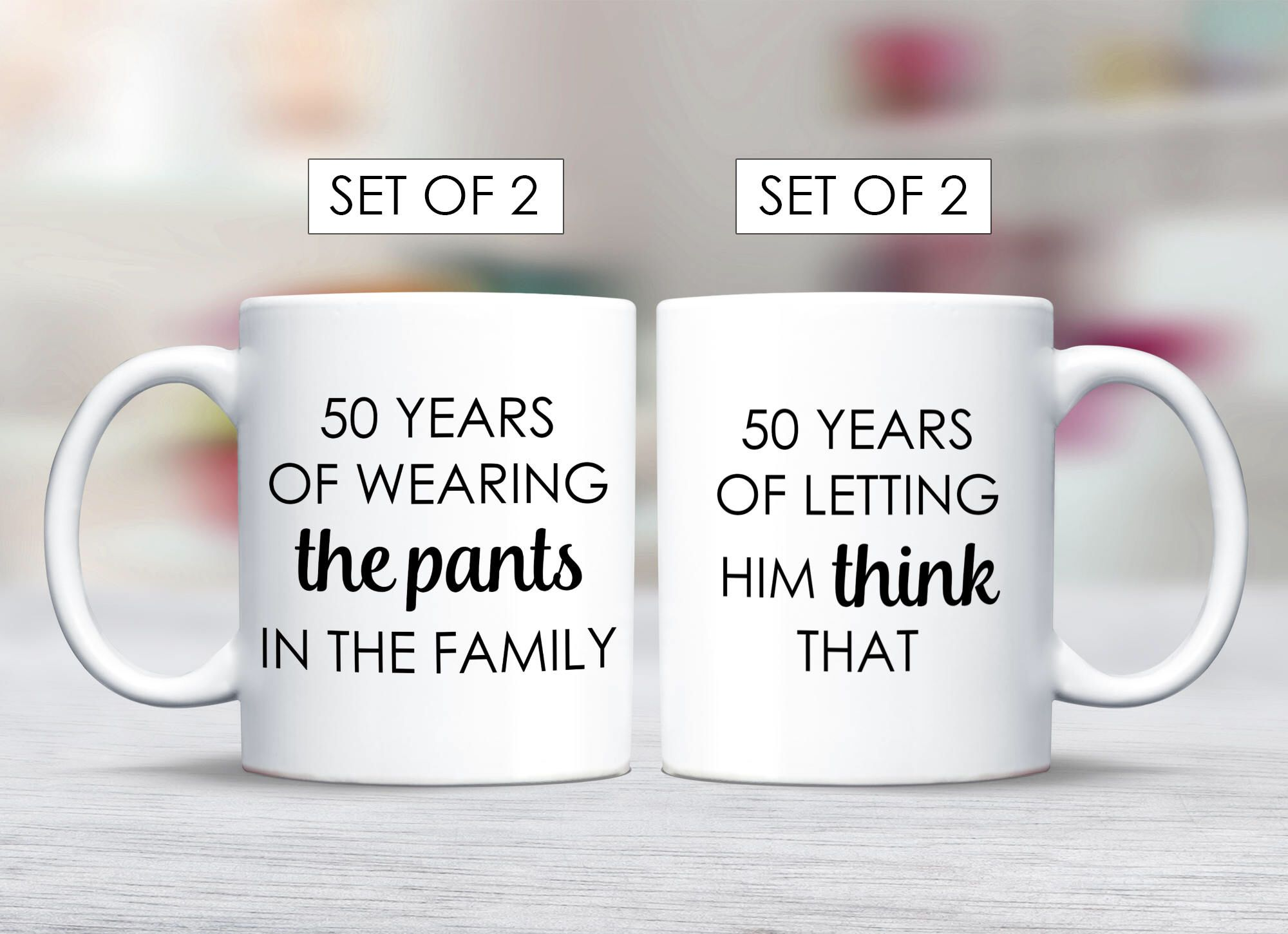 50th anniversary gift 50 years married golden wedding
