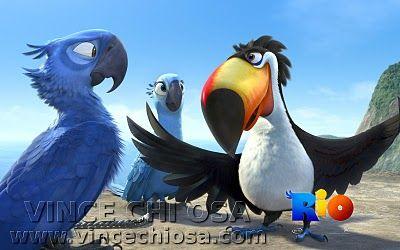 Rio un pappagallo sulle ali della musica film