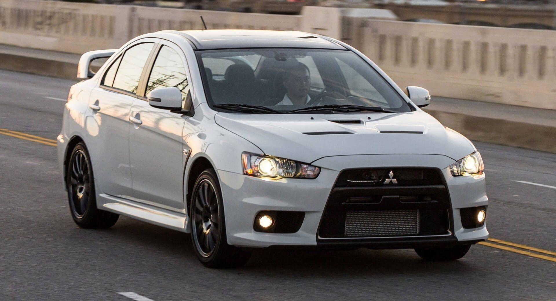 2020 Mitsubishi EVO XI Reviews