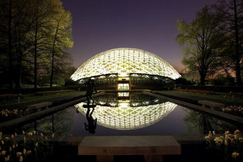 2 Missouri Botanical Garden, St. Louis Step Into the