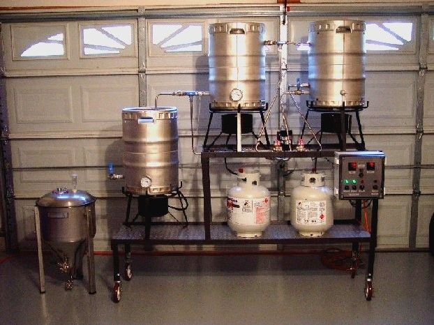 A Dream Homebrewers Setup I Need To Show This To Our