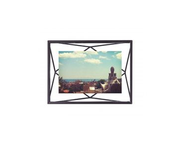 porta-retrato prisma diamante preto