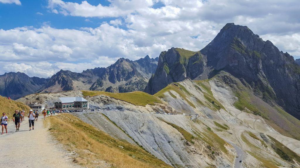 Col du tourmalet, Hautes-pyrenées, França